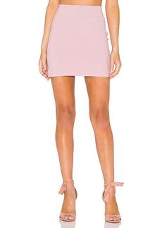 Susana Monaco Slim Skirt in Pink. - size L (also in M,S,XS)