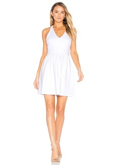 Susana Monaco Sloane Dress in White. - size L (also in M,S,XS)