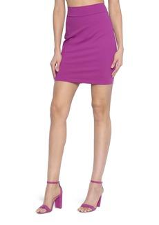 Susana Monaco Straight Stretch Knit Skirt