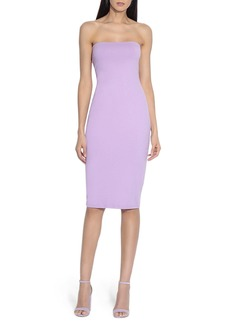 Susana Monaco Strapless Body-Con Dress