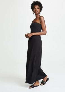 Susana Monaco Strapless Maxi Dress