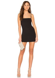 Susana Monaco Thin Strap Mini Dress