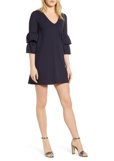 Susana Monaco Tiered Sleeve Dress