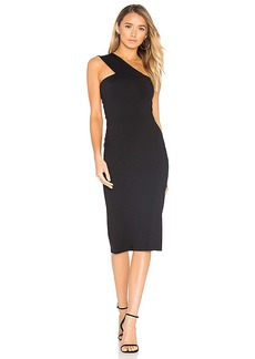 Susana Monaco Tina Dress in Black. - size M (also in XS,S,L)