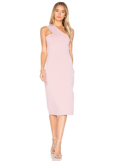 Susana Monaco Tina Dress in Mauve. - size S (also in XS,M,L)