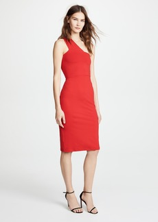 Susana Monaco Tina One Shoulder Dress