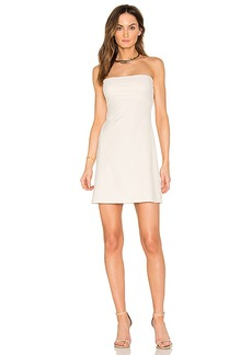 Susana Monaco Tube Dress in Ivory. - size L (also in S,XS,M)