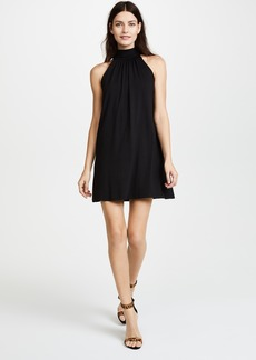 Susana Monaco Turtleneck Mini Dress