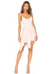 Susana Monaco Uneven Hem Dress