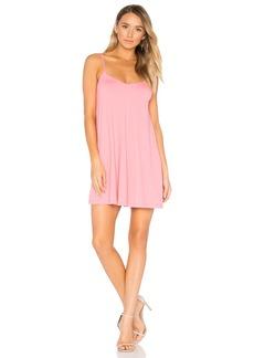 "Susana Monaco Very V 16"" Drape Dress"