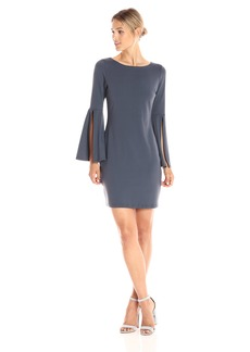 "Susana Monaco Women's Arabella 18"" Dress  L"