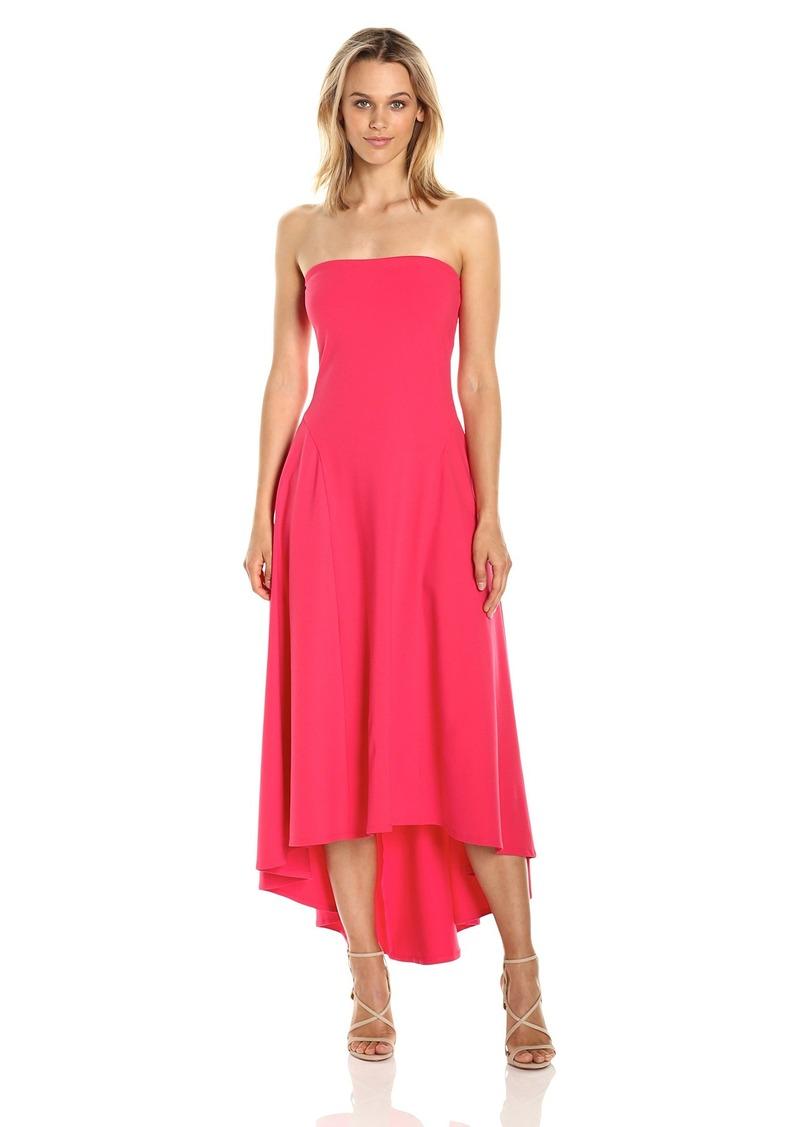 Susana Monaco Women's Bena Strapless Dress  L
