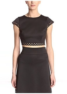 Susana Monaco Women's Crop Top   US