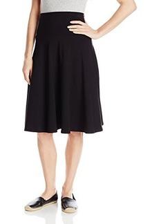 Susana Monaco Women's High Waist Flare Skirt 25 Inch