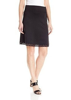 Susana Monaco Women's High Waisted Skirt 20 Inch