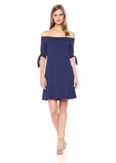 """Susana Monaco Women's Layla 19"""" Dress  L"""