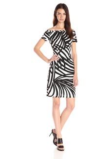 "Susana Monaco Women's Off Shoulder 22""Dress"