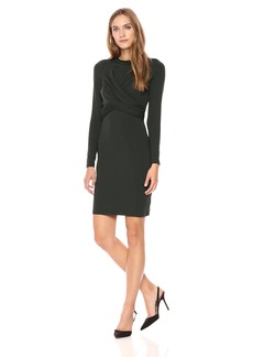 Susana Monaco Women's Phoebe Front Twist Dress  M