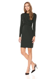 Susana Monaco Women's Phoebe Front Twist Dress  XS