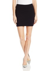 Susana Monaco Women's Slim Mini Skirt  L