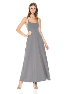 "Susana Monaco Women's Slip Dress 42"" PIGEON S"