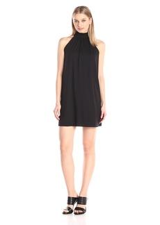 Susana Monaco Women's Turtleneck Dress 18 Inch