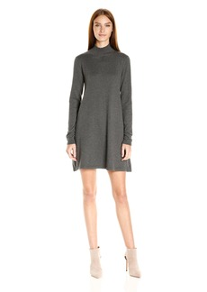 Susana Monaco Women's Turtleneck Dress  L