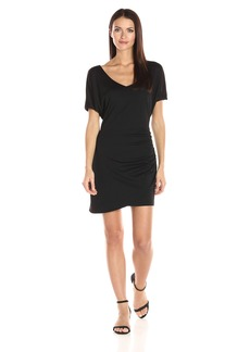Susana Monaco Women's V Neck Dress  L