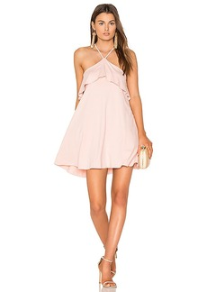 Susana Monaco x REVOLVE Adria Dress in Pink. - size XS (also in S,M,L)