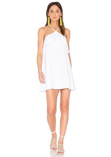 Susana Monaco x REVOLVE Adria Dress in White. - size M (also in L,S)