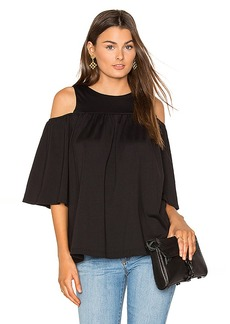 Susana Monaco x REVOLVE Charlie Top in Black. - size S (also in L,XS)
