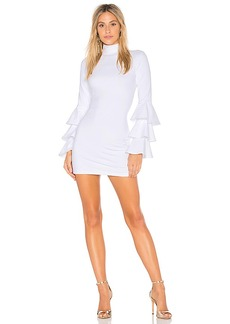 Susana Monaco Yolanda 16 Dress in Ivory. - size L (also in M,S,XS)