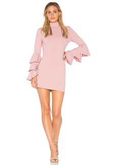Susana Monaco Yolanda 16 Dress in Pink. - size L (also in XS,M)