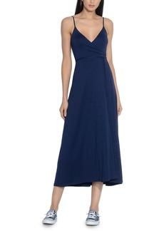 Women's Susana Monaco Midi Wrap Dress