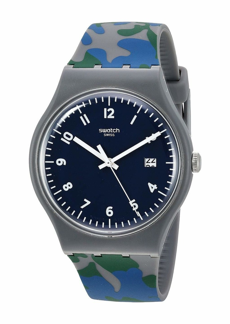 Swatch Camou Green - SUOM400