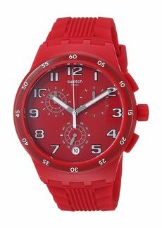 Swatch Red Step - SUSR404