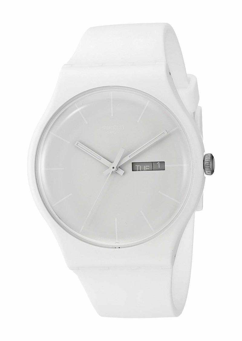 79299af4236 Swatch White Rebel - SUOW701