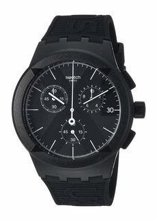 Swatch X-District Black - SUSB413