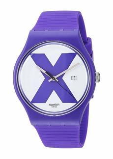 Swatch XX-Rated Purple - SUOV401