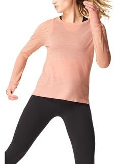 Women's Sweaty Betty Breeze Long Sleeve Run Tee