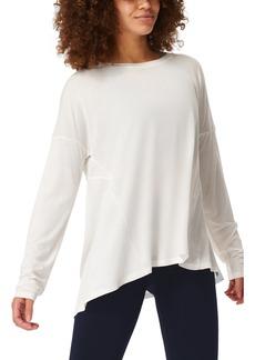 Women's Sweaty Betty Easy Peazy Long Sleeve Shirt