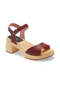 Swedish Hasbeens Mia Platform Sandal (Women)