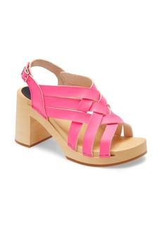 Swedish Hasbeens Vivi Platform Sandal (Women)