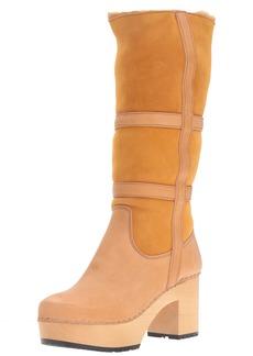 swedish hasbeens Women's Hippie Boot  8 M US
