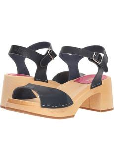 swedish hasbeens Women's Mia Heeled Sandal  3 Regular EU (3- US)