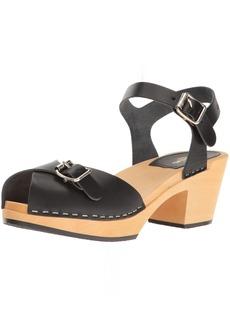 swedish hasbeens Women's Pia High Heeled Sandal  3 EU/ M US