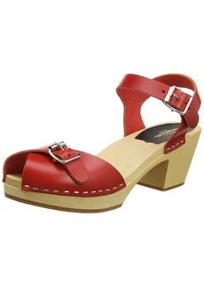 swedish hasbeens Women's Pia High Heeled Sandal   M US