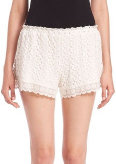 T-bags Los Angeles Crochet Shorts