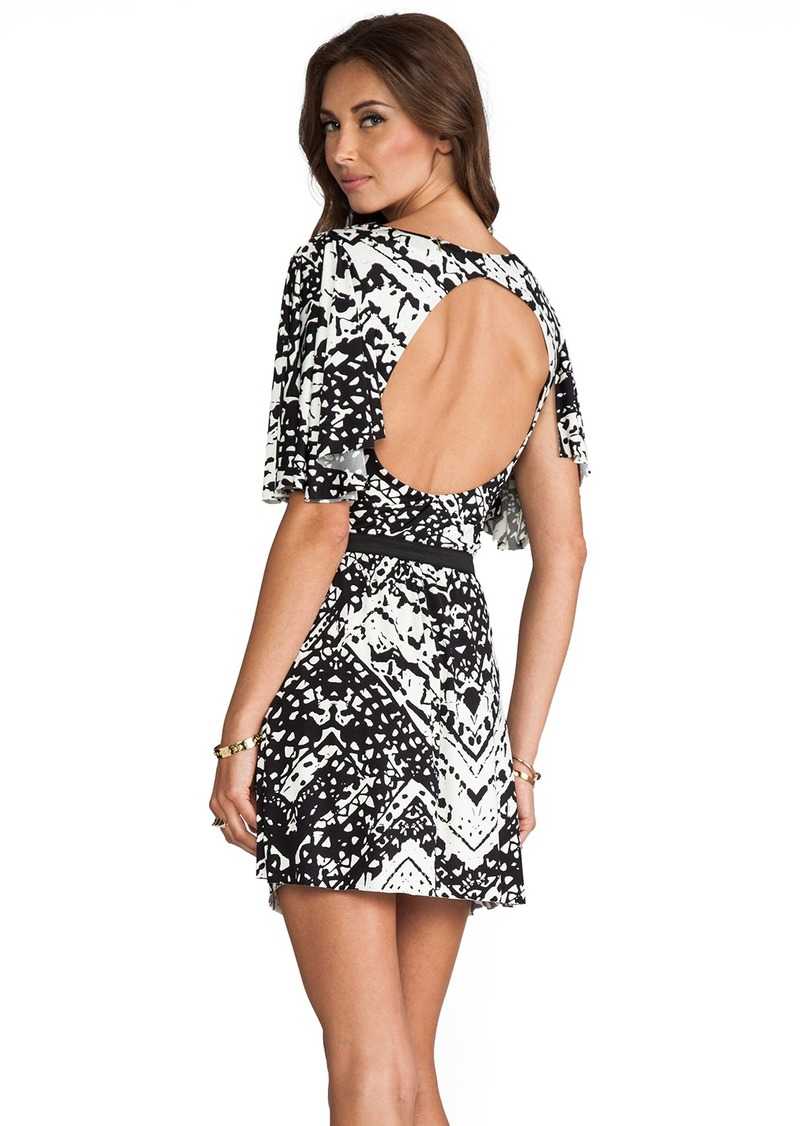 T-Bags LosAngeles Circle Cut Out Dress