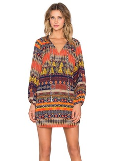 T-Bags LosAngeles Long Sleeve Shift Dress